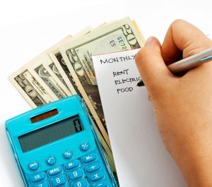 Calculating The Household Budget